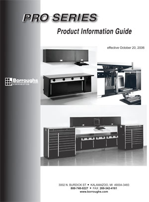 Pro Series Product Information Guide