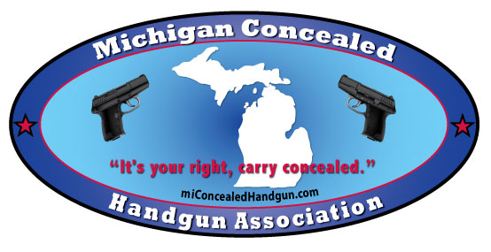 Michigan Concealed Handgun Association Logo